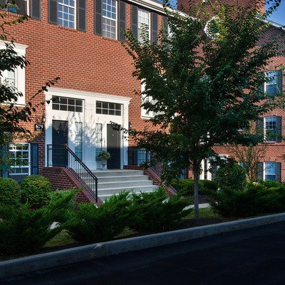 Three-bedroom townhomes available